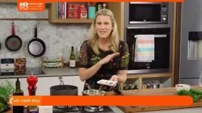 طرز پخت ترشی مخلوط خشمزه همراه با سبزیجات معطر