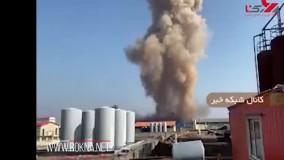 انفجار کوره در سلفچگان