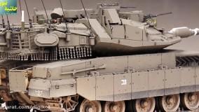 درس فراموش نشدنی که حزب الله لبنان در جنگ 33 روزه به تانک های اسرائیل داد