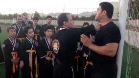آموزش دفاع شخصی ؛ یک شگرد عالی برای دعواهای خیابانی