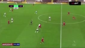 خلاصه بازی لیورپول 2 - تاتنهام 1