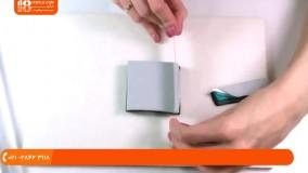 طریقه ساخت گردنبند خمیری رنگارنگ فانتزی