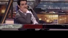 خوانندگی هوتن شکیبا در برنامه شهاب حسینی