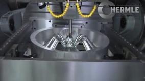 ساخت عنکبوت به وسیله دستگاه CNC سی ان سی