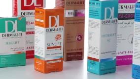 کرم مرطوب کننده مناسب پوست های چرب هیدرالیفت AC حجم 50میل درمالیفت