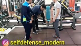 آموزش دفاع شخصی ؛ یک روش عالی برای دفاع در برابر خفت گیر