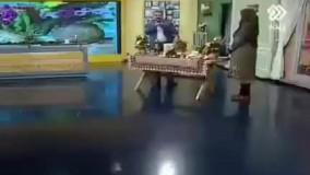 شب یلدا بادام بخوردی و برقصید