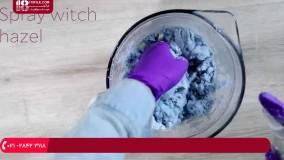 آموزش ساخت کوکتل پدیکور رنگی در منزل
