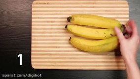 10 ترفند برای میوه و سبزیجات که باید بدانید !