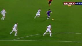 خلاصه بازی یوونتوس 0 - فیورنتینا 3