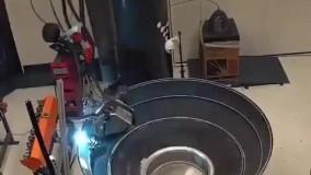 پرینتر سه بعدی که راکت فلزی میسازد