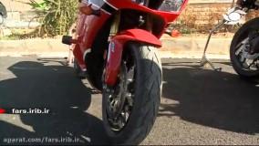 آموزش اصول اولیه رانندگی   موتورسیکلت