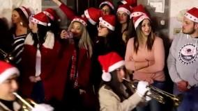 برگزاری جشن کریسمس در سوریه