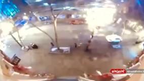 انتشار ویدئو جدید از انفجار در «نشویل» آمریکا