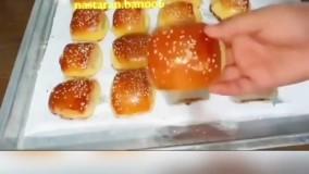 طرز تهیه شیرینی دانمارکی با روشی آسان