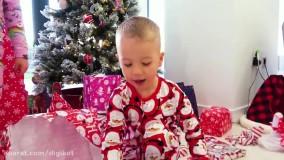 گبی و الکس - هدیه های کریسمس بابانوئل