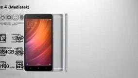 معرفی گوشی های Redmi Xiaomi