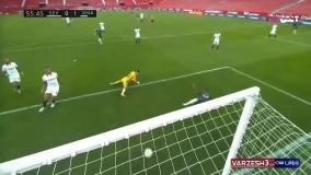 خلاصه بازی سویا 0 - رئال مادرید 1