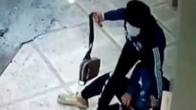 ویدئویی تکان دهنده از یک زورگیری در تهرانپارس
