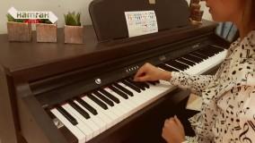 استیکر پیانو و کیبورد - piano stickers