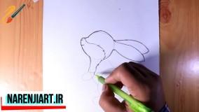 آموزش نقاشی کودک - نقاشی حیوانات