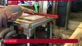 آموزش ساخت میز رزینی شیک پذیرایی