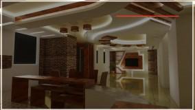 آموزش نصب پنل های آلمینیومی برای اجرای دکور کنافی