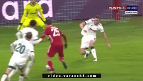 خلاصه بازی بایرن مونیخ 2 - لوکوموتیو مسکو 0