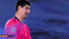خلاصه بازی رئال مادرید ۲ - مونشن گلادباخ ۰
