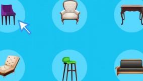 صندلی راحتی چوبی چوبکده ایرانیان