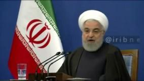 روحانی: بالاخره دشمن را مجبور می کنیم که پای مذاکره بیاید