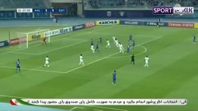 خلاصه بازی الاهلی عربستان 2-1 استقلال