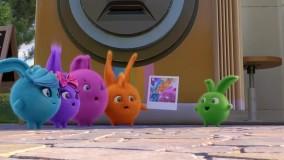 انیمیشن شاد کودکانه خرگوش های خورشیدی - قسمت 64 - Sunny Bunnies