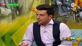 حضور مهندس سوری از شرکت کولاک فن در برنامه زنده باد زندگی از شبکه 2 سیما(قسمت 4)