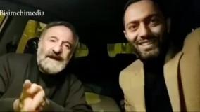 تبلیغ مهران رجبی برای کاندیدای فوقالعاده خاص!