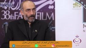 هادی حجازیفر: از کاندید نشدنم ناراحت نیستم