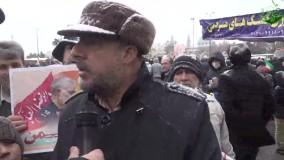 دکتر خاتمی نژاد-مصاحبه مردمی(انتخابات مجلس)