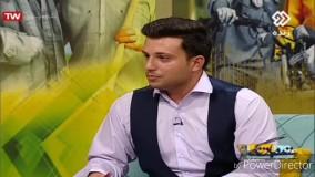 حضور مهندس سوری از شرکت کولاک فن در برنامه زنده باد زندگی از شبکه 2 سیما(قسمت5)