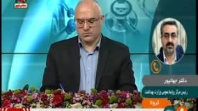 آمار مبتلایان به کرونا در ایران به ۲۸ تن رسید