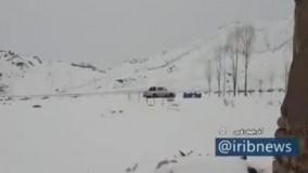 تصاویری از خسارتهای زلزله آذربایجان غربی