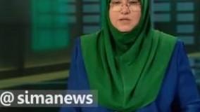 مجری پزشک تلویزیون: احتمالا من هم کرونا گرفتم!