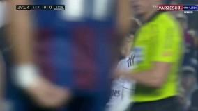 خلاصه دیدار لوانته ۱ - رئال مادرید ۰