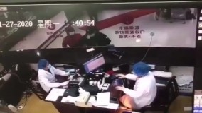 انتشار عمدی کرونا توسط عده ای از بیماران چینی