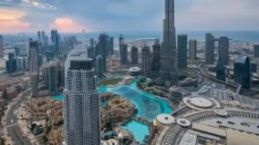 شهری فانتزی به اسم دبی