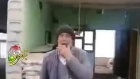 فریادهای تلخ یک زلزله زده در آذربایجان غربی