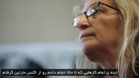 دوره آموزش عکاسی آنی لیبوویتز در ایران!
