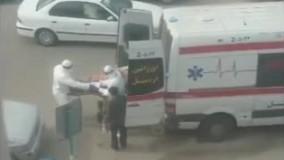 انتقال فرد مشکوک به کرونا از مرکز آموزشی درمانی علوی اردبیل