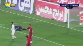 خلاصه بازی پرسپولیس 3 - شهرخودرو 1