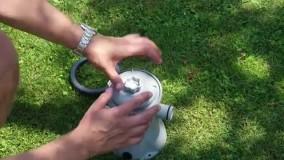 پمپ تصفیه آب استخر
