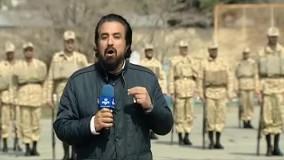 گزارش جالب حسینیبای از کرونا و پادگان